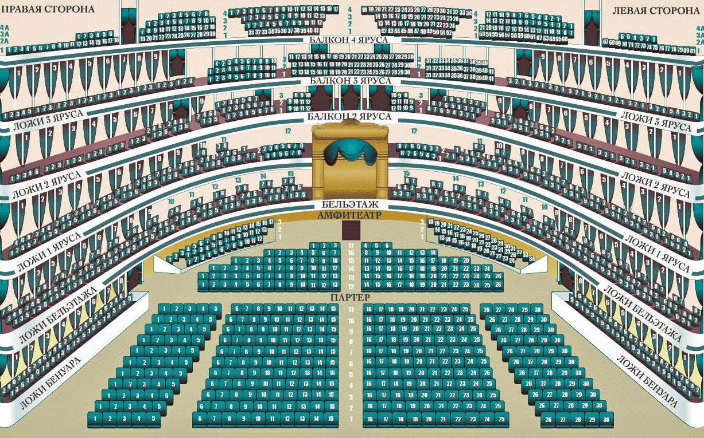 билеты в театр санкт петербург доставка