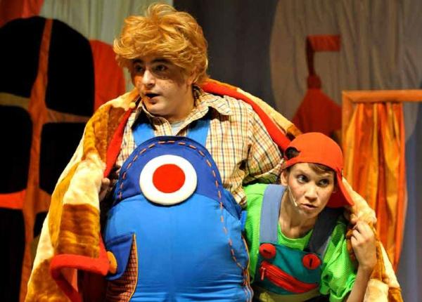 Билеты спектакли в детский театр шоу loboda билеты