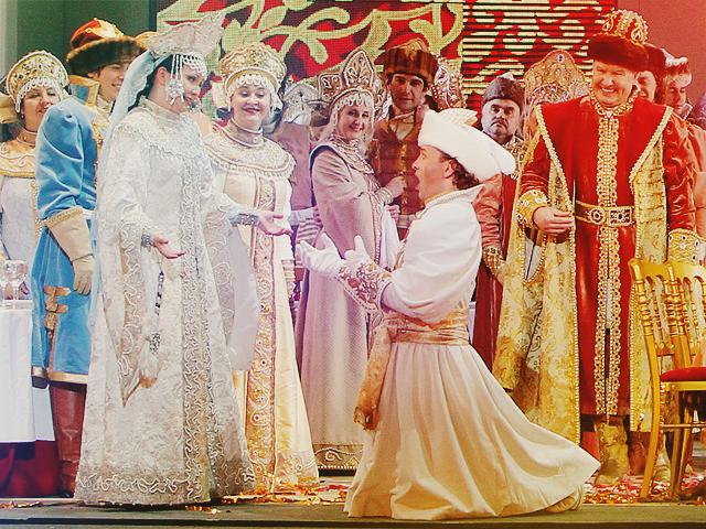 Руслан и людмила в большом театре рецензия 7031